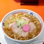 ソラノイロ食堂 - ラーメン醤油830円