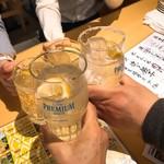 餃子酒場 さんくみ -