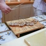 恵比寿 えんどう - ☆太刀魚の塩焼き