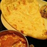 インドレストラン Shama - 31a235fa.jpg