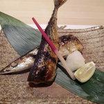 10570313 - お魚の焼き物(さんま)