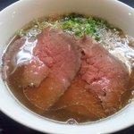 Gyuukotsuramemmatadoru - 贅沢焼牛ラーメン