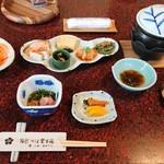 きじと源泉の宿 雉子亭 豊栄荘 - 料理写真: