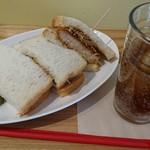 サニーサンドイッチ - 料理写真: