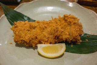 塩梅 - ヒレカツ定食 150g