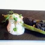 イル ギオットーネ - こげちゃった空豆