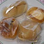 麦の穂 - 料理写真:今回購入の4点