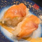 もり一 - 赤貝(150円+税)2019年3月