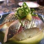 活魚回転寿司八千代 - 料理写真: