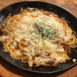 アップル - 料理写真:スパイシーチーズ
