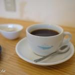 カフェくじらぐも - コーヒー