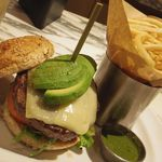 105715903 - CREATE YOUR OWN burger