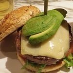 105715920 - CREATE YOUR OWN burger