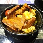 105719201 - 馳名山西麵食:回鍋肉