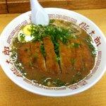 10572059 - 味噌カツラーメン730円