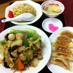 台湾料理 茂源 - 選べるセットメニュー1000円