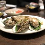 花かるた - 邑久産蒸し牡蠣
