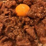 ザ・旨いもんバル×the肉丼の店 -