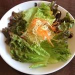 カレーハウス CoCo壱番屋 - サラダ