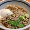 蕎麦一心たすけ - 料理写真:朝そば・冷(360円)