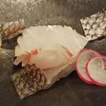 105733109 - 明石の鯛はチリ酢で