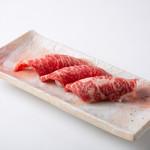 105739315 - 肉寿司