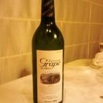 La・Blanche - 勝沼のワイン、ノンアルコール。・・・なのに飲んだ気分♪