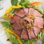 H&A CAFE Wedding - 料理写真:【ランチ1番人気】ローストビーフ丼