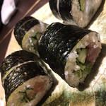 六味酒肴 QU - 巻き寿司
