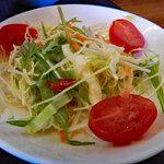 バーンタイ台所 - サラダ