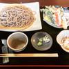 手打ちそば処 麓 - 料理写真:野菜天せいろ  ¥1,050-