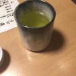 沼津海いち - お茶