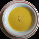 カフェレスト 日香木 - キャロットスープ