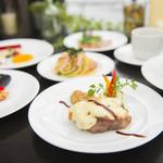 Restaurant H&A - 料理写真:3500円コース