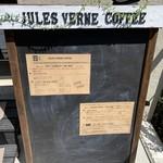 JULES VERNE COFFEE - メニュー
