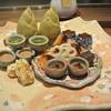 日本料理 潤花 - 料理写真:焼き物八寸1