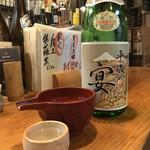 松楽 - ドリンク写真:加藤嘉八郎酒造、特別純米「平成の宴」(2019.4.15)
