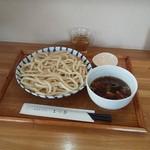 まつ奈 - 鳥肉汁うどん(並780円)