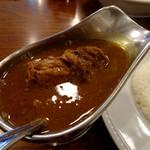 ベンガル - ビーフ角切りカレー・辛口