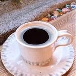 未来食カフェレストラン つぶつぶ - 玄米コーヒー