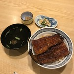 吉田屋 美濃錦 - うなぎ丼
