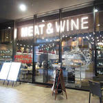 MEAT & WINE ワインホールグラマー -