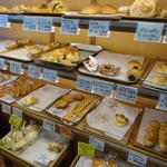 パンやのくっくう - パンコーナー