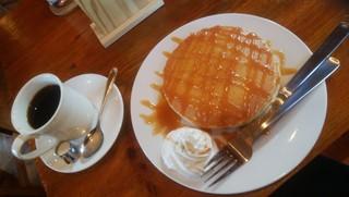 COFFEE STORY - ストーリーブレンド&キャラメルホットケーキ