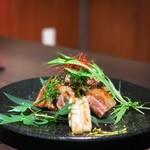名古屋 地鶏個室居酒屋 尾張 - 熟成鶏の炭火焼