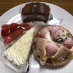 お菓子の森 くぎの - 料理写真: