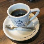星乃珈琲 - ランチドリンクは+250円。珈琲美味しかったです。