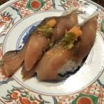 八食市場寿司 - 「生さば」(美味)