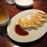 張園 - 焼餃子