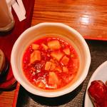 105779207 - ミニ麻婆豆腐